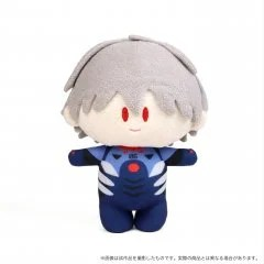 REBUILD OF EVANGELION YORINUI PLUSH: KAWORU NAGISA PLUG SUIT VER. Movic