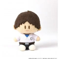 REBUILD OF EVANGELION YORINUI PLUSH MINI: SHINJI IKARI SCHOOL UNIFORM VER. Movic