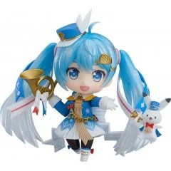 NENDOROID NO. 1250 CHARACTER VOCAL SERIES 01 HATSUNE MIKU: SNOW MIKU SNOW PARADE VER. [GSC ONLINE SHOP EXCLUSIVE VER.] Good Smile