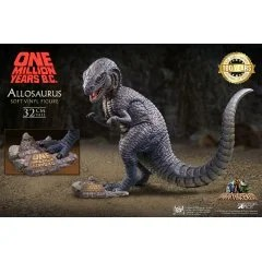 STAR ACE TOYS ONE MILLION YEARS B.C. SOFT VINYL FIGURE: ALLOSAURUS Star Ace Toys
