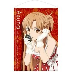 SWORD ART ONLINE ALICIZATION HORIZONTAL B2 WALL SCROLL: ASUNA Cospa
