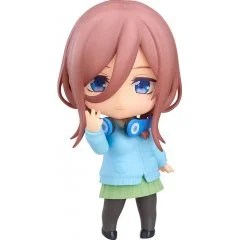 NENDOROID NO. 1306 THE QUINTESSENTIAL QUINTUPLETS: MIKU NAKANO Good Smile
