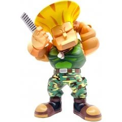 STREET FIGHTER BULKYZ COLLECTION: GUILE BigBoysToys