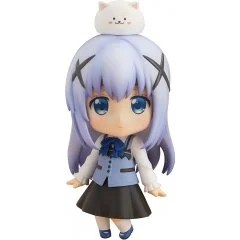 NENDOROID NO. 558 IS THE ORDER A RABBIT?: CHINO (RE-RUN) Good Smile