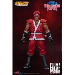 WORLD HEROES PERFECT 1/12 SCALE PRE-PAINTED ACTION FIGURE: FUUMA KOTARO Storm Collectibles