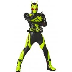 REAL ACTION HEROES GENESIS NO. 785 KAMEN RIDER ZERO-ONE 1/6 SCALE ACTION FIGURE: KAMEN RIDER ZERO-ONE RISING HOPPER Plex