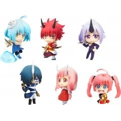 THAT TIME I GOT REINCARNATED AS A SLIME TRADING FIGURE (SET OF 6 PIECES) Dragon Horse