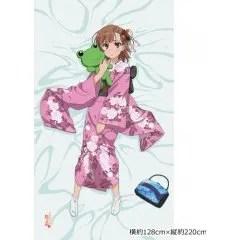 TOARU KAGAKU NO RAILGUN S ORIGINAL ILLUSTRATION SHEETS: MIKOTO (RE-RUN) Curtain Damashii