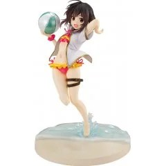KDCOLLE KONO SUBARASHII SEKAI NI SHUKUFUKU WO! 1/7 SCALE FIGURE PRE-PAINTED FIGURE: MEGUMIN LIGHT NOVEL SWIMSUIT VER. Kadokawa Shoten