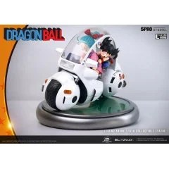 5PRO STUDIO X BLITZWAY 5PRO-LA-70201 DRAGON BALL 1/6 SCALE ANIMATION STATUE: BULMA'S HOI-POI CAPSULE NO.9 BIKE 5Pro Studio