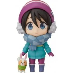 NENDOROID NO. 1363 LAID-BACK CAMP: ENA SAITO [GOOD SMILE COMPANY ONLINE SHOP LIMITED VER.] Max Factory