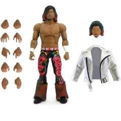 NEW JAPAN PRO-WRESTLING ULTIMATE 7-INCH ACTION FIGURE: HIROMU TAKAHASHI Super7
