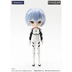 COLLECTION DOLL EVANGELION: AYANAMI REI Groove