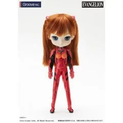 COLLECTION DOLL EVANGELION: SHIKINAMI ASUKA LANGLEY Groove