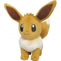 POCKET MONSTERS ALL STAR COLLECTION PP166: EEVEE FEMALE FORM (S) San-ei Boeki