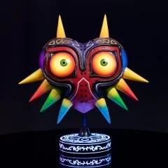 THE LEGEND OF ZELDA MAJORA'S MASK PVC STATUE: MAJORA'S MASK (COLLECTOR'S EDITION) First4Figures
