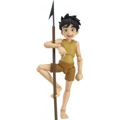 FIGMA NO. 315 FUTURE BOY CONAN: CONAN (RE-RUN) Max Factory