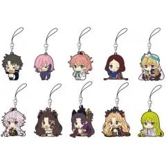 FATE/GRAND ORDER - ABSOLUTE DEMON BATTLEFRONT: BABYLONIA RUBBER STARP COLLECTION VIVIMUS (SET OF 10 PIECES) Movic