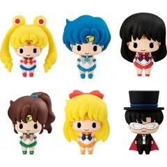 CHOKORIN MASCOT SAILOR MOON (SET OF 6 PIECES) Mega House
