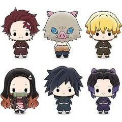 CHOKORIN MASCOT DEMON SLAYER: KIMETSU NO YAIBA (SET OF 6 PIECES) (RE-RUN) Mega House