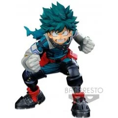 MY HERO ACADEMIA WORLD FIGURE COLOSSEUM SUPER MASTER STARS PIECE: IZUKU MIDORIYA THE BRUSH Banpresto