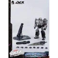 TRANSFORMERS WAR FOR CYBERTRON TRILOGY DLX SCALE: MEGATRON Threezero