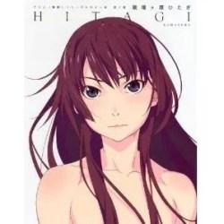 ANIME MONOGATARI SERIES HEROINE BOOK 5 SENJOGAHARA HITAGI