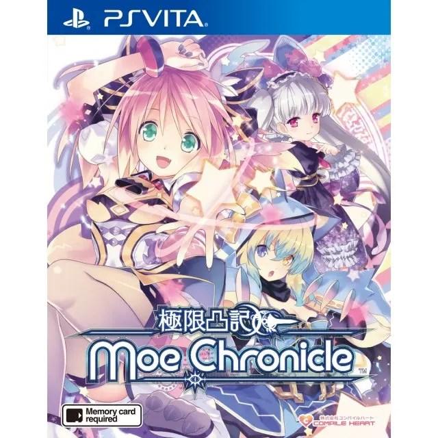 Moe Chronicle (Chinese & English Sub)