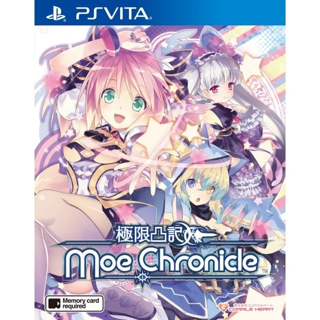 Moe Chronicle (Chinese & English Sub)