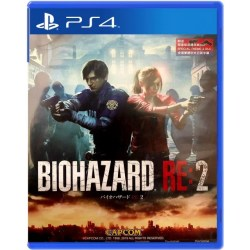 RESIDENT EVIL 2 (MULTI-LANGUAGE)