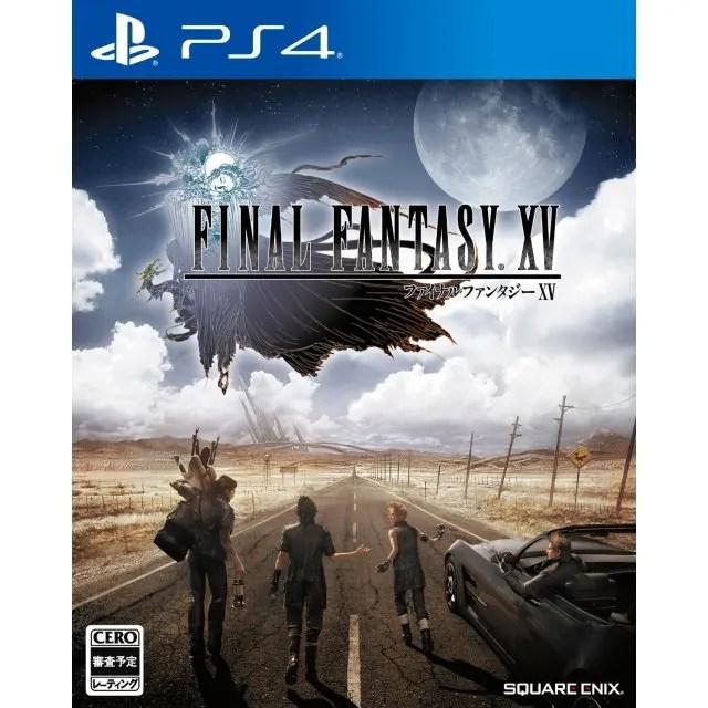 Final Fantasy XV Chinese Subs