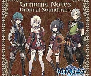GRIMMSNOTES ORIGINAL SOUNDTRACK