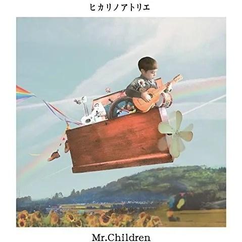 J Pop Hikari No Atelier MrChildren