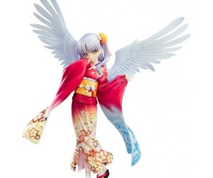 ANGEL BEATS! 1/8 SCALE PRE-PAINTED FIGURE: KANADE TACHIBANA HAREGI VER.