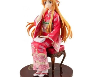 SWORD ART ONLINE 1/7 SCALE PRE-PAINTED FIGURE: ASUNA HAREGI VER.