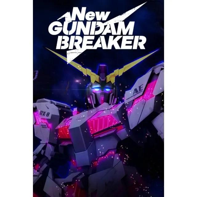 New Gundam Breaker STEAM digital