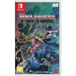 THE NINJA SAVIORS: RETURN OF THE WARRIORS (MULTI-LANGUAGE)