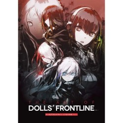 THE ART OF DOLLS' FRONTLINE OFFICIAL SETTING PICTURES VOL.1