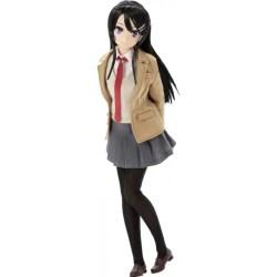 SEISHUN BUTA YAROU WA BUNNY GIRL SENPAI NO YUME WO MINAI PURENEEMO CHARACTER SERIES 1/6 SCALE FASHION DOLL: MAI SAKURAJIMA