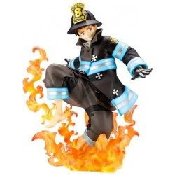 ARTFX J FIRE FORCE 1/8 SCALE PRE-PAINTED FIGURE: SHINRA KUSAKABE