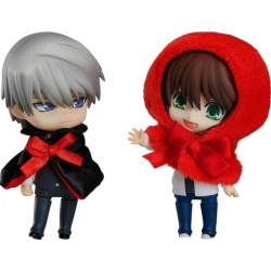 NENDOROID NO. 1206A JUNJO ROMANTICA SPECIAL SET: LITTLE RED RIDING HOOD AND VAMPIRE [GSC ONLINE SHOP EXCLUSIVE VER.]