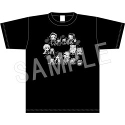 DEMON SLAYER: KIMETSU NO YAIBA - RASCAL T-SHIRT (L SIZE)