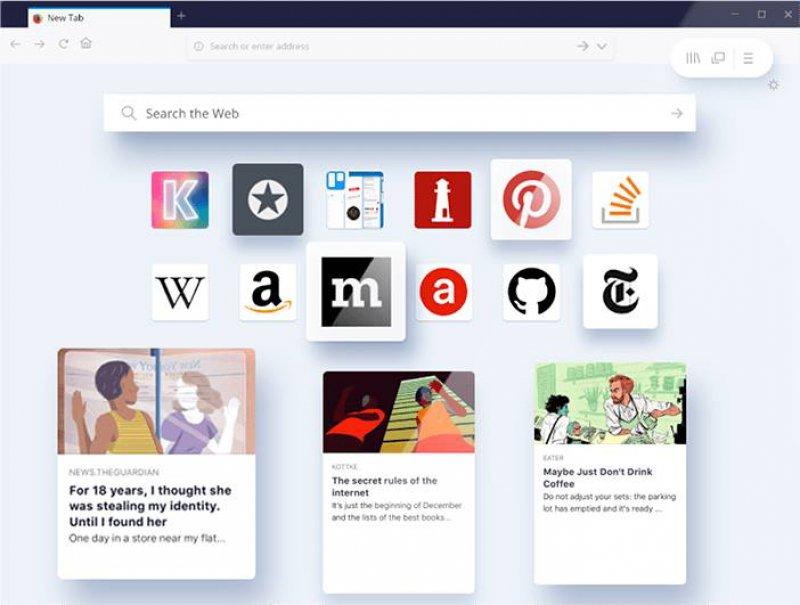 Firefox 57.0 - PC Format - pobierz. ściągnij. download. program do pobrania za darmo