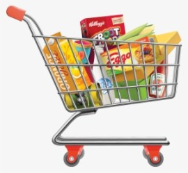 Grocery Shopping PNG Free HD Grocery Shopping Transparent Image PNGkit
