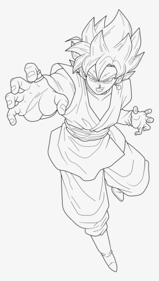 Goku Coloring Games Son By Coloring Page Goku Super
