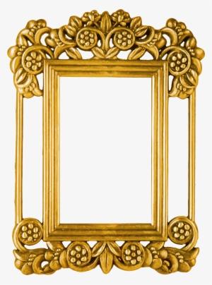 Gold Picture Frame Png : picture, frame, Frame, Transparent, Image, PNGkit