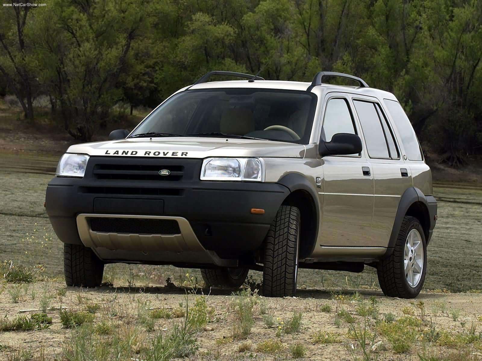 Land Rover Freelander 1 1997 2006 Reviews ProductReview