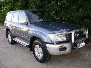 19982007 Toyota LandCruiser 100 Series Questions