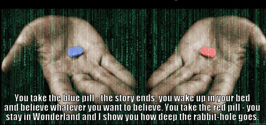 Image result for matrix pill meme