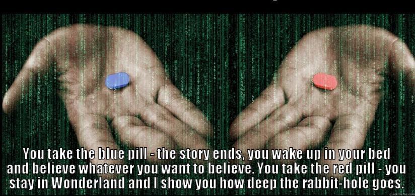 Image result for matrix pill meme